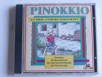 Pinokkio - en drie andere sprookjes