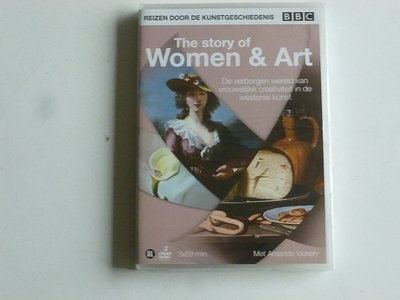 The Story of Women & Art BBC (2DVD) Nieuw