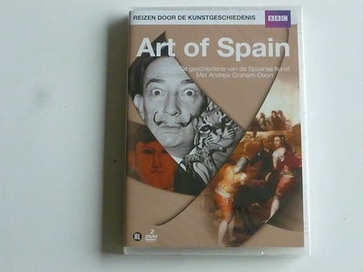 Art of Spain BBC (2 DVD) Nieuw