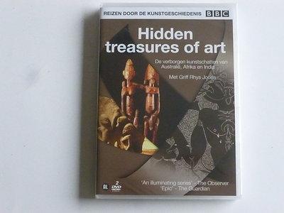 Hidden treasures of Art BBC (2 DVD) Nieuw