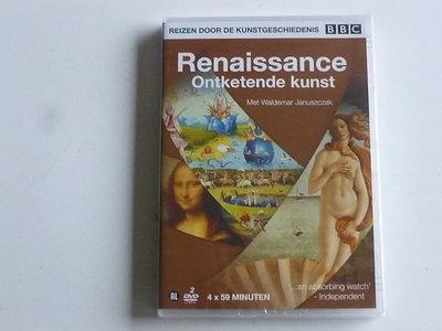 Renaissance - Ontketende kunst BBC (2 DVD) Nieuw
