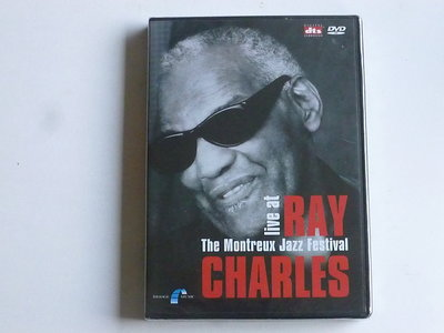 Ray Charles - Live at the Montreux Jazz Festival (DVD) Nieuw