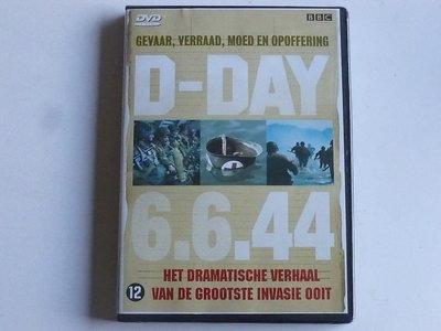 D-Day Het Dramatische verhaal (DVD) Nieuw