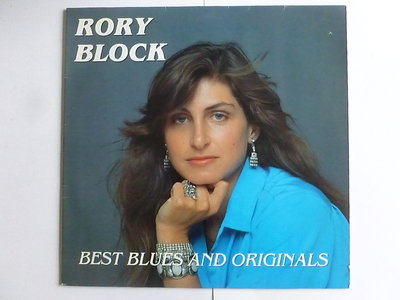 Rory Block - Best Blues and Originals (LP)