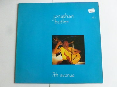 Jonathan Butler - 7th Avenue (LP)