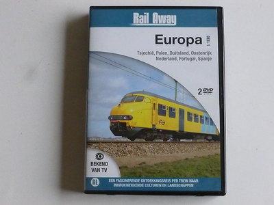 Rail Away Europa Deel 1 (2 DVD)