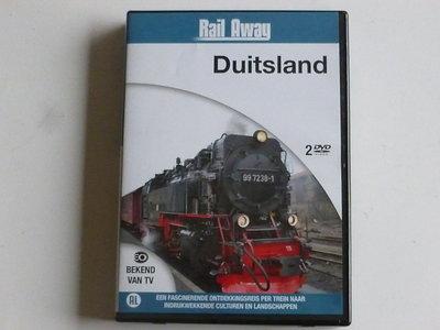 Rail Away - Duitsland (2 DVD)
