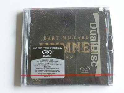 Bart Millard - Bart Millard's Hymned no. 1 (CD / DVD) Dual Disc Nieuw