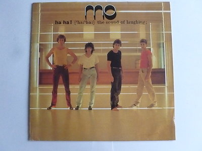 Mo - Ha ha the sound of laughing (LP)