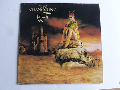Toyah - The Changeling (LP)