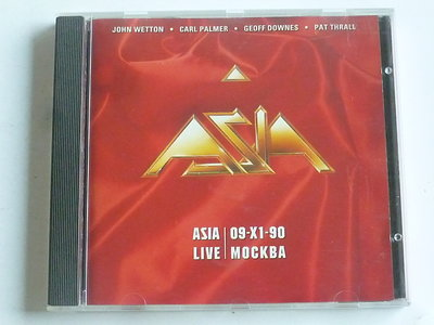 Asia - Live Mockba