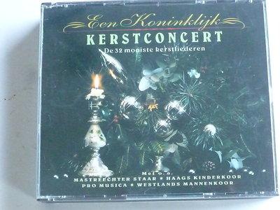 Een Koninklijk Kerstconcert - De 32 mooiste Kerstliederen (2 CD)