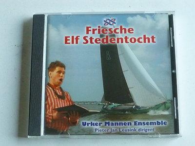 Urker Mannen Ensemble - Friesche Elf Stedentocht