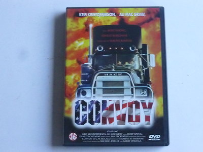 Convoy - Kris Kristofferson, Ali Mac Graw (DVD)