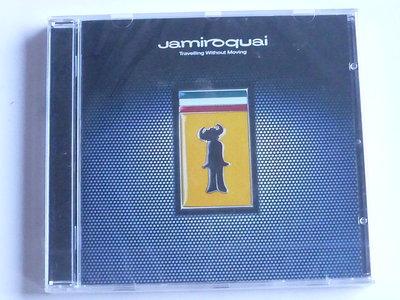 Jamiroquai - Travelling without moving (nieuw)