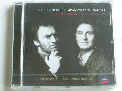 Gergiev / Jean-Yves Thibaudet - Grieg, Chopin (nieuw)