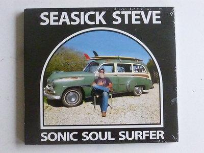 Seasick Steve - Sonic soul surfer (nieuw)