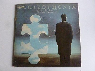 Mike Batt - Schizophonia (LP)