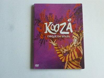 Kooza - Cirque de Soleil (DVD) Nieuw
