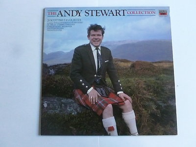 The Andy Stewart Collection - 20 Scottish Favourites (LP)