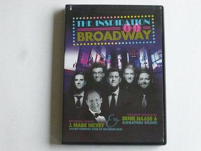 The Inspiration of Broadway - Ernie Haase (DVD) Nieuw