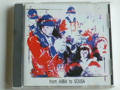 Show en Drumfanfare Triomf - From Abba to Sousa