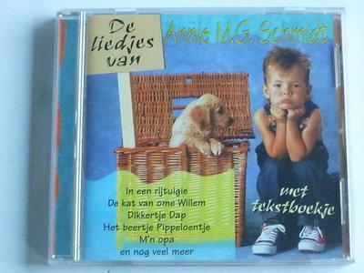 De Liedjes van Annie M.G. Schmidt
