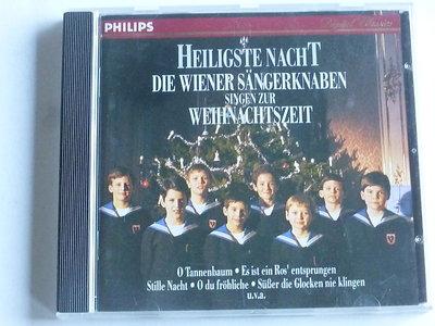 Die Wiener Sängerknaben - Heiligste Nacht