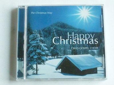 Oslo Gospel Choir - Happy Christmas / The Christmas