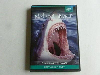 Natural World - Swimming with Jaws (DVD) BBC Earth