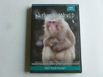 Natural World - Snow Monkeys BBC Earth (DVD) Nieuw