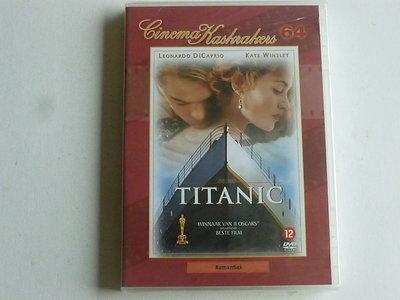 Titanic - L. Dicapprio, Kate Winslet (DVD) Nieuw