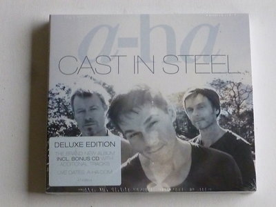 A-Ha - Cast in Steel (Deluxe Edition) 2 CD Nieuw