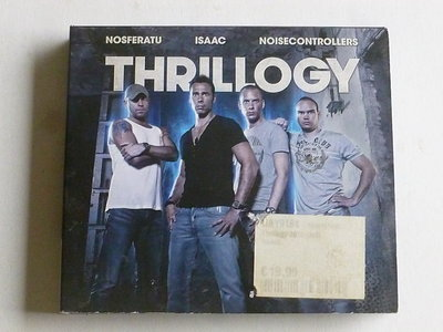 Trillogy - Three solos, one event (3 CD)