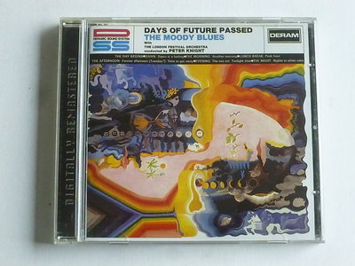 The Moody Blues - Days of future passed (geremastered)