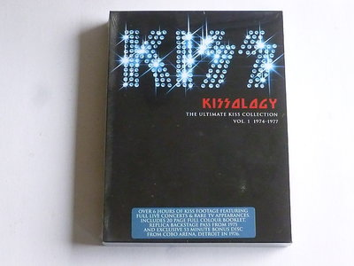 Kiss - Kissology / The Ultimate Kiss Collection vol. 1 (2 DVD) Nieuw