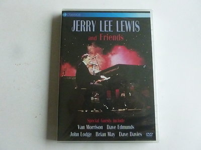 Jerry Lee Lewis - and Friends (DVD) Nieuw
