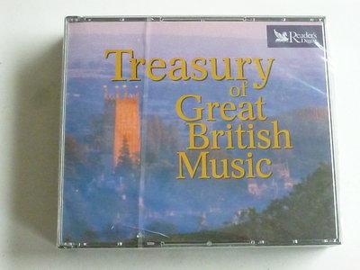 Treasury of Great British Music (5 CD) Nieuw