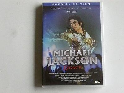 Michael Jackson - Legacy 1958-2009 (DVD) Nieuw