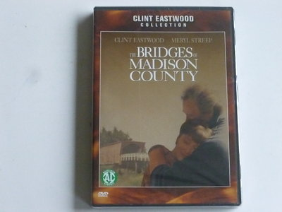 The Bridges of Madison County - Clint Eastwood, Meryl Streep (DVD) Nieuw