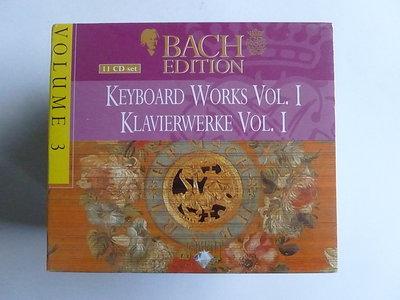 Bach - Keyboard Works vol. 1 (11 CD) Nieuw