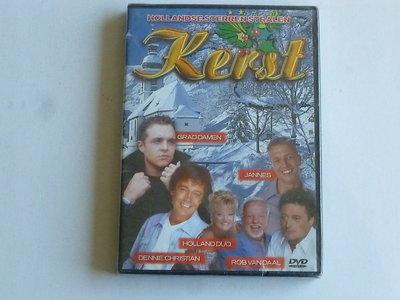 Kerst - Hollandse Sterren Stralen / Grad Damen, Jannes, Dennie Christian (DVD) Nieuw