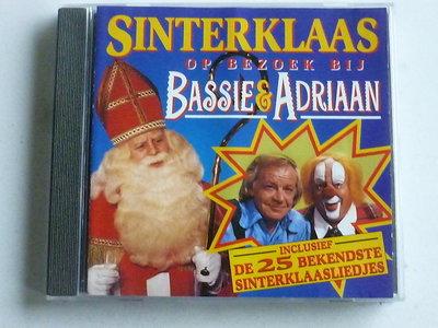 Bassie & Adriaan - Sinterklaas op bezoek bij