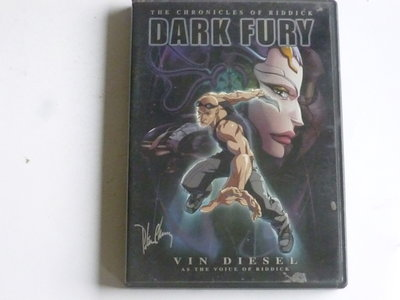 The Chronicles of Riddick Dark Fury (DVD)