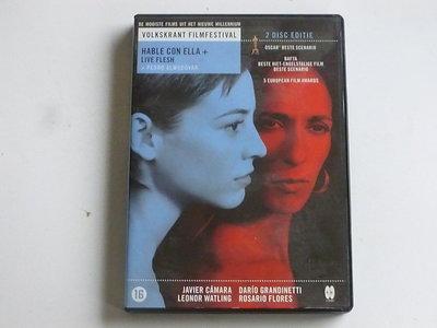 Pedro Almodovar - Hable Con Ella + Live Flesh (2 DVD)