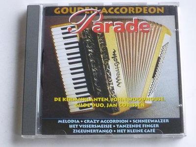 Gouden Accordeon Parade - Kermisklanten, Woodhouse, Jan Gorissen, Gilde Duo