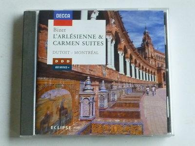 Bizet - L' Arlesienne & Carmen Suites / Dutoit