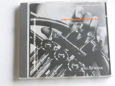 Sjostakowitsj - Jazzsuite nr 1&2 / Riccardo Chailly