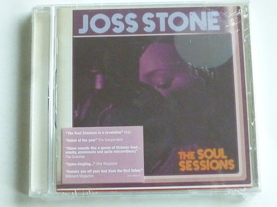 Joss Stone - The Soul Sessions (nieuw)