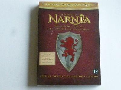 The Chronicles of Narnia / De Leeuw, De Heks en De Kleerkast (2 DVD) Nieuw